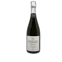Champagne Guiborat Prisme 16